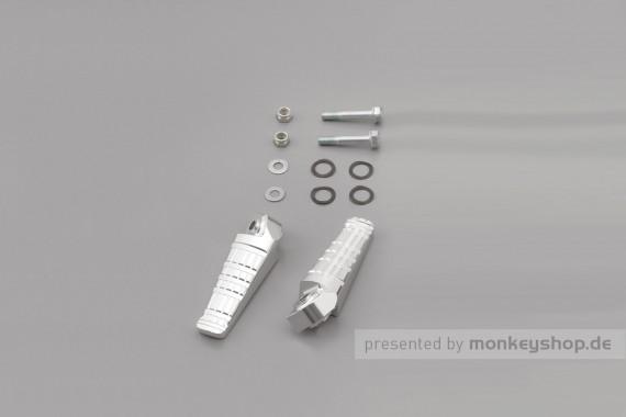 Daytona Aluminium Fußrasten f. Monkey 12V