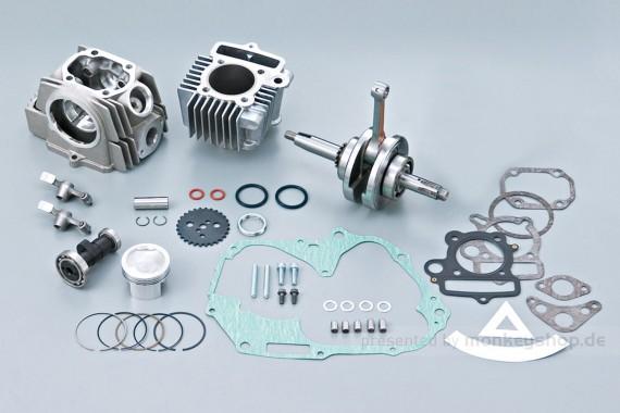 Daytona SOHC 2Valve Hyper Head Kit 110cc