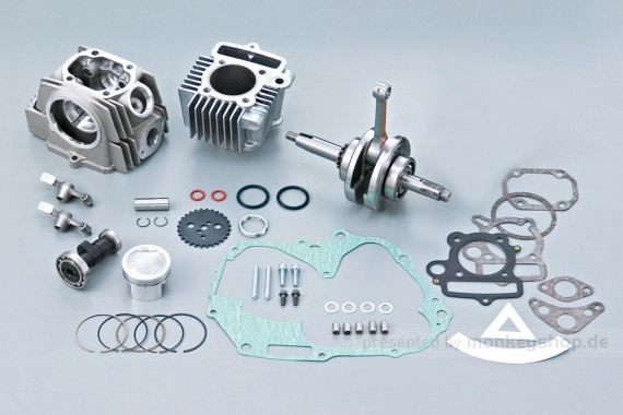 Daytona SOHC 2Valve Hyper Head Kit 110cc