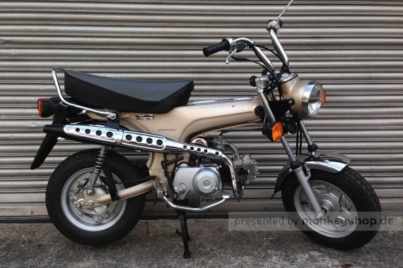 Honda Dax 50ccm Mokick BJ 1988 32km