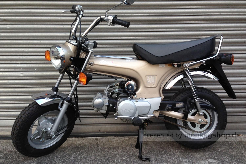 honda dax 50cc te koop – Motorrad Bild Idee