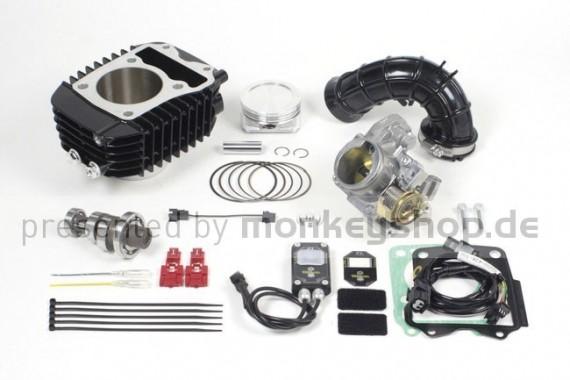 Takegawa Tuning Kit 181cc mit scharfer Nockenwelle und FI-Con2 f. Honda MSX