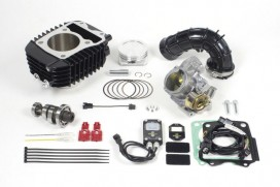 Takegawa Tuning Kit 181 cc mit scharfer Nockenwelle, FI-Con2 & Drosselklappe f. Honda MSX