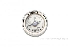 Daytona Öltemperatur Anzeige f. MSX Aluminium silber eloxiert