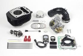 Takegawa Tuning Kit 143 cc mit scharfer Nockenwelle, FI-Con2 und Drosselklappe f. Honda MSX SF (LED)