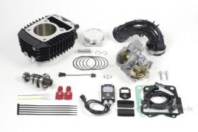 Takegawa Tuning Kit 181 cc mit scharfer Nockenwelle, FI-Con2 & Drosselklappe f. Honda MSX SF (LED)