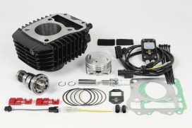 Takegawa Tuning Kit 143 cc mit scharfer Nockenwelle und FI-Con2 f. Honda MSX SF (LED)