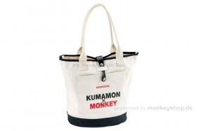 Honda Kumamon x Monkey Tasche schwarz