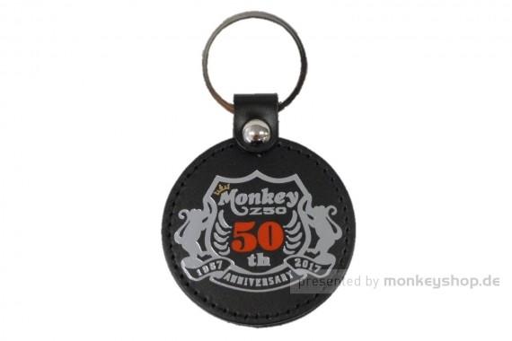 Honda 50 Jahre Jubiläum Schlüsselanhänger schwarz