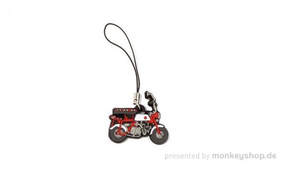 Honda Monkey Z50M Schlüsselanhänger Gummi