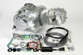 Takegawa 148 cc Tuning Motor 2V 21,5 PS 5-Gang mit Licht