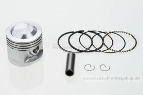 Kolben 51 mm 85 cc / 6 Volt 50er Kopf
