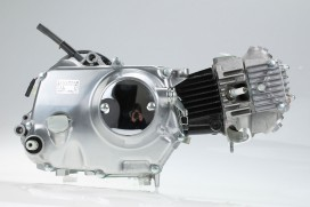 Honda Monkey 12 Volt Motor 0 km aus Neufahrzeug kpl.