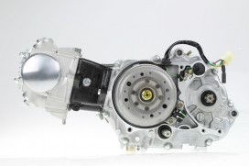 Honda Monkey 50 cc 12 Volt Motor kompl. 0 km aus Neufahrzeug 4 Gang Handkupplung