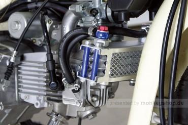 Takegawa Ölkühler Kit 3 Reihen Compact-Cool