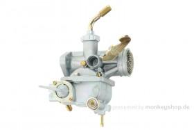 Vergaser 16 mm 48 mm Flansch schräg f. Dax 6 V