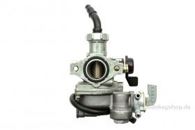 Vergaser 22 mm 48 mm Flansch entspr. Keihin PZ22 f. Dax