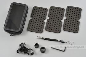 Daytona Smartphone Case + Halterung starr Medium 137x70x20 mm