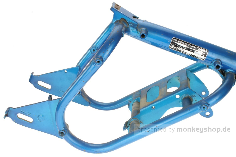 Honda Z50A Rahmen blau NEU NOS - monkeyshop.de