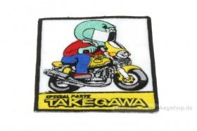 Aufnäher Takegawa eckig 102x76 mm