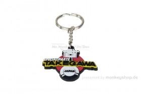 Schlüsselanhänger Takegawa Kolben Gummi 38x50 mm