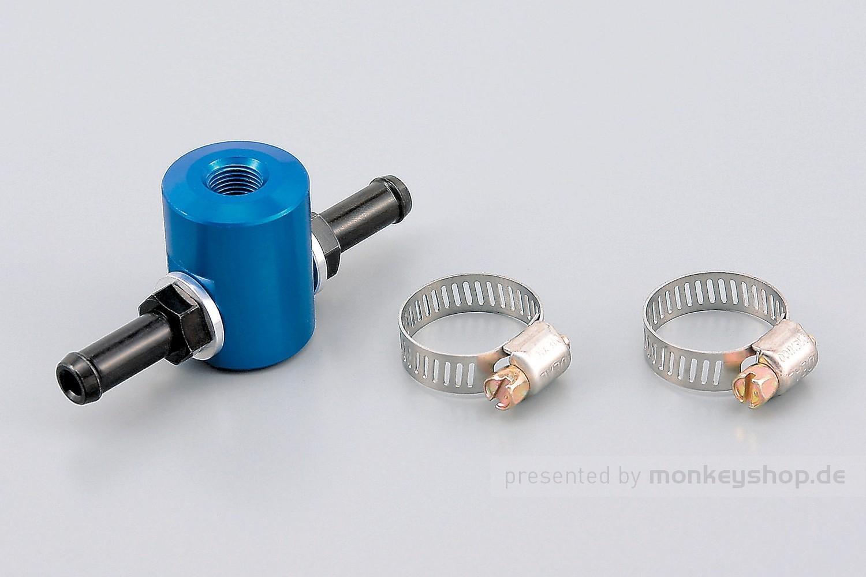 l /Wasser-Temperatursensor Daytona Hohlschraube Gewindeadapter ...