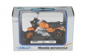 Welly Honda Gorilla Modell 1:18 orange