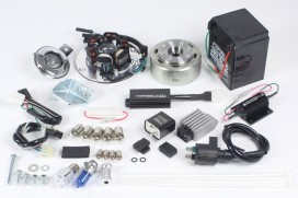 Takegawa Super Street Outer Rotor 12 Volt Kit