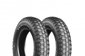 Bridgestone TW3 Trail Wing  3.50 x 10 Satz