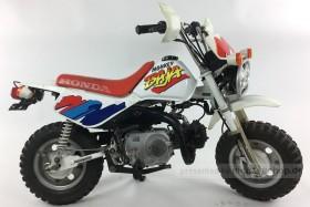 Honda Monkey Z50 BAJA 50 cc Mokick BJ 1991 52km