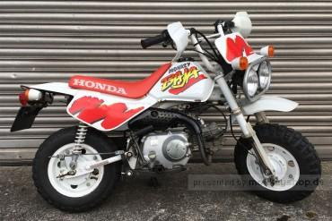 Honda Monkey BAJA 50 cc Mokick 2095 km
