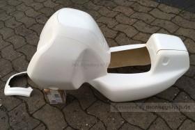 Africa Twin Kit für Honda Monkey BAJA ohne Dekor