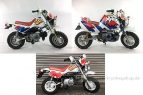 """Honda BAJA 50 cc """"Sparpaket"""" mit 3 Fahrzeugen"""