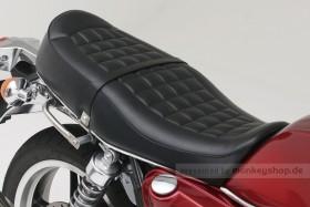 Daytona Cozy Seat Typ K0 Low Sitzbank +15 mm f. CB 1100 schwarz