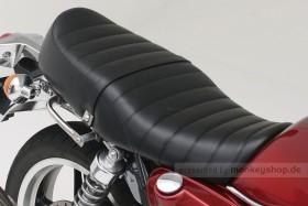 Daytona Cozy Seat Typ Roll Sitzbank +15 mm f. CB 1100 schwarz