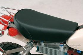 Daytona Sitzbank flach Typ Comfort Carbon look schwarz f. Monkey