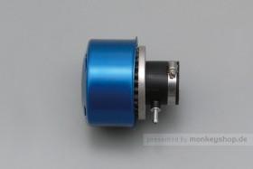 Daytona New Super Power Luftfilter blau gerade 35mm