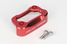 Takegawa Cover Bremspumpe CNC Alu rot eloxiert f. Monkey 125