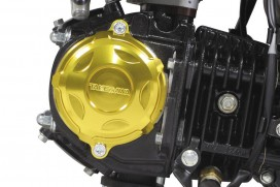 Takegawa Aluminium Nockenwellendeckel gelb eloxiert f. Monkey 125 MSX