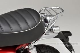 Honda Gepäckträger verchromt f. Monkey 125