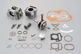 Daytona SOHC 2-Valve New Hyper Head Kit 110 cc 12 Volt