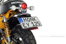 Kennzeichenhalter Set f. Monkey 125