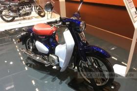 Honda Super Cub 125 2018