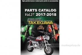 Takegawa Katalog 2017/2018 Ausgabe 27