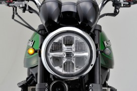 Daytona D-Light SOL LED-Blinker Paar (schwarz matt / smoke)