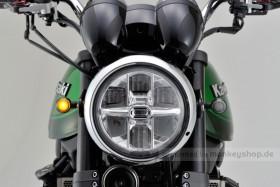 Daytona D-Light SOL LED-Blinker Paar (schwarz matt / smoke)