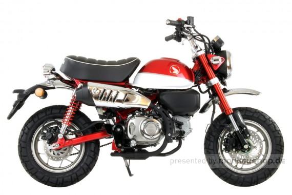 Honda Monkey 125 2018 rot