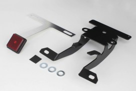 Takegawa Kennzeichenhalter Fender Less Kit Aluminium f. Monkey 125