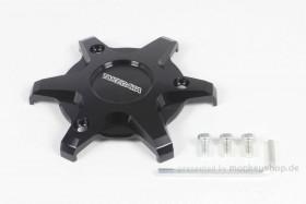Takegawa Schutz f. Kupplungsdeckel Alu CNC schwarz eloxiert f. MSX