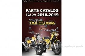 Takegawa Katalog 2018/2019 Ausgabe 28